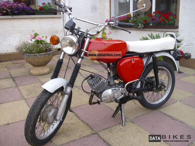 Simson  Selling a B S51/50 1975 Vintage, Classic and Old Bikes photo