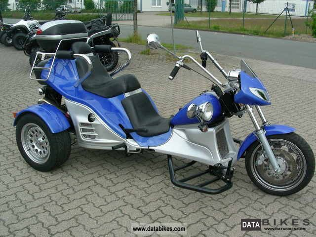 2006 Boom  Fun 500 Motorcycle Trike photo