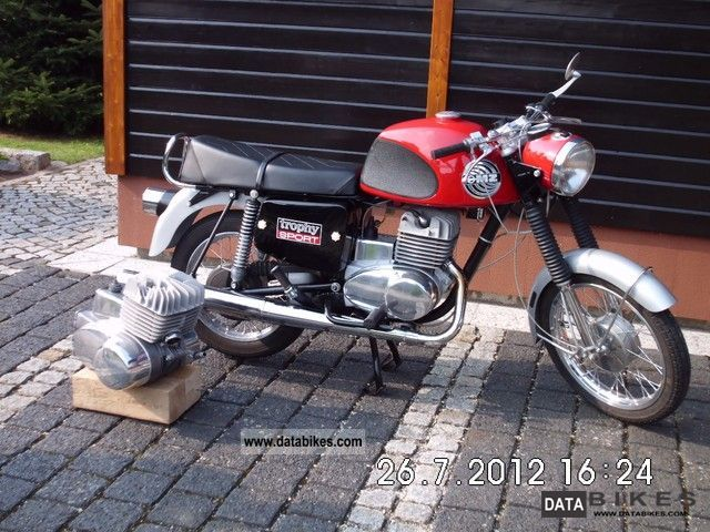 Mz  ETS 250 1971 Vintage, Classic and Old Bikes photo