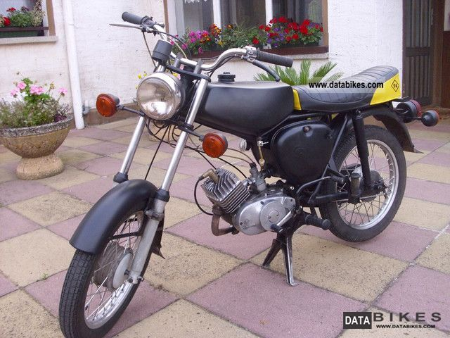 Simson  Sell ​​a S51/50 B2 1978 Vintage, Classic and Old Bikes photo