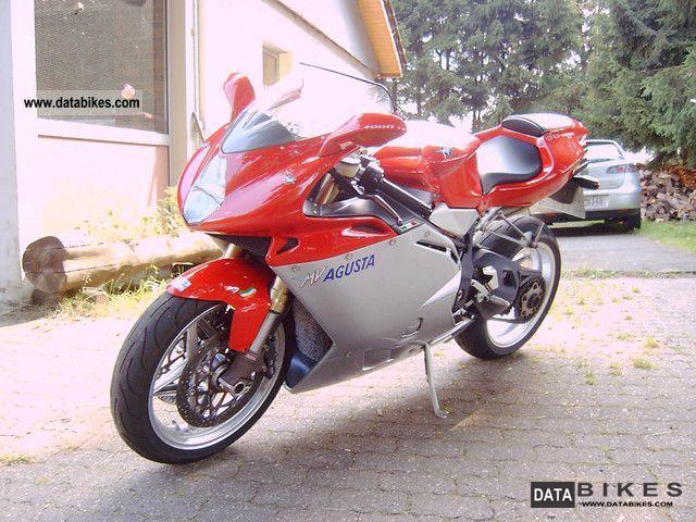 2004 MV Agusta  1000 S Motorcycle Sports/Super Sports Bike photo