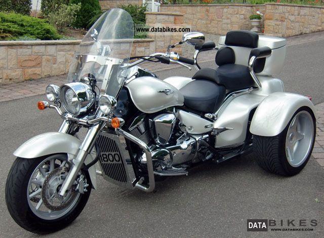 2010 Rewaco  CT1800S Motorcycle Trike photo