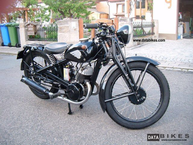 DKW  KM 200 1935 Vintage, Classic and Old Bikes photo