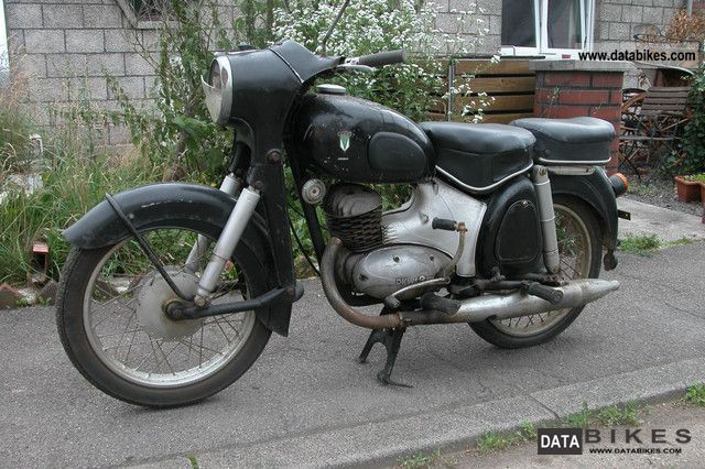 DKW  TR 175 VS 1959 Vintage, Classic and Old Bikes photo