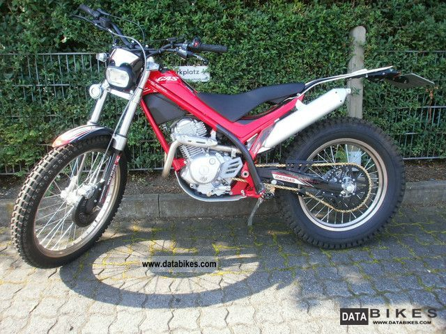 2012 Gasgas  Randonner 125 4T Trial with special engine tuning! Motorcycle Enduro/Touring Enduro photo