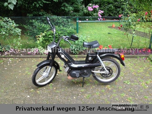 2007 Peugeot  VOGUE Motorcycle Motor-assisted Bicycle/Small Moped photo