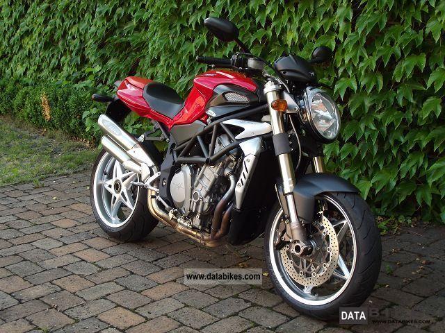 2003 MV Agusta  Brutale 750 Motorcycle Motorcycle photo