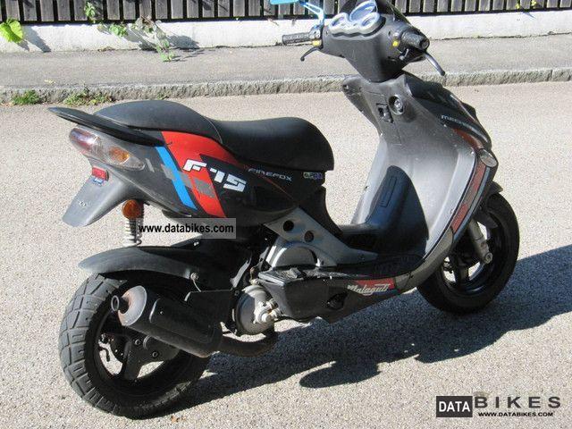 2005 Malaguti  F15 Firefox Motorcycle Motor-assisted Bicycle/Small Moped photo