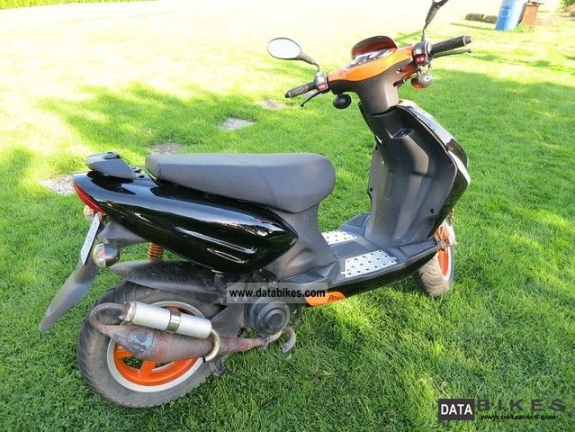 2007 Keeway  50cc racing Motorcycle Motor-assisted Bicycle/Small Moped photo