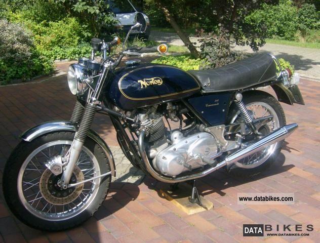 1977 Norton  Commando MK3 Motorcycle Motorcycle photo