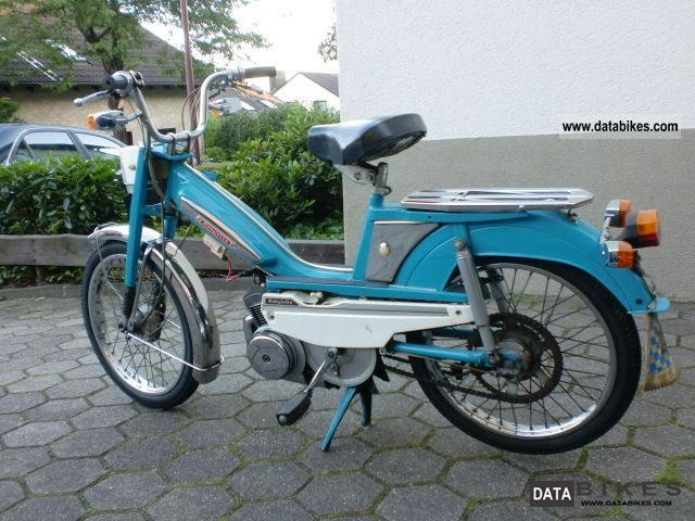 1976 Other  Motobecane Moped top exhibit Motorcycle Motor-assisted Bicycle/Small Moped photo