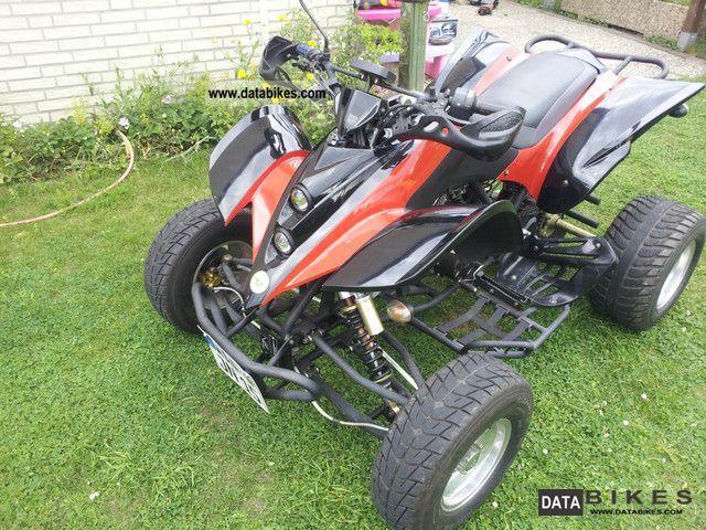 2009 Other  Shenke Motorcycle Quad photo