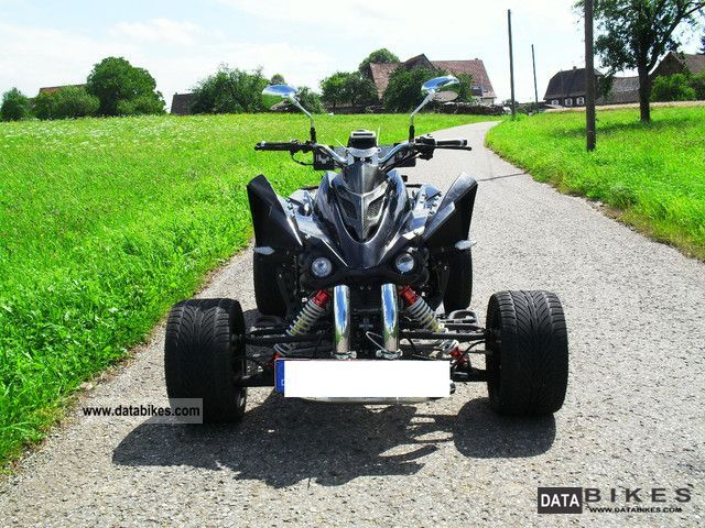 2009 Other  Quad supermoto, new TUV, Alloy Top Motorcycle Quad photo