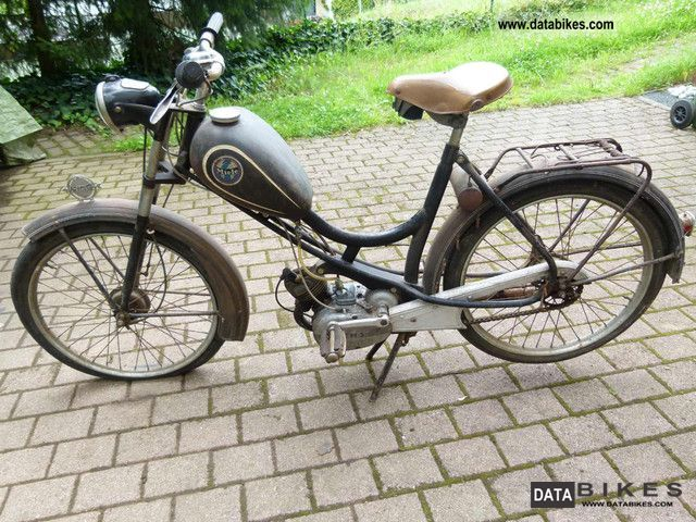 Other  Miele 1950 Vintage, Classic and Old Bikes photo