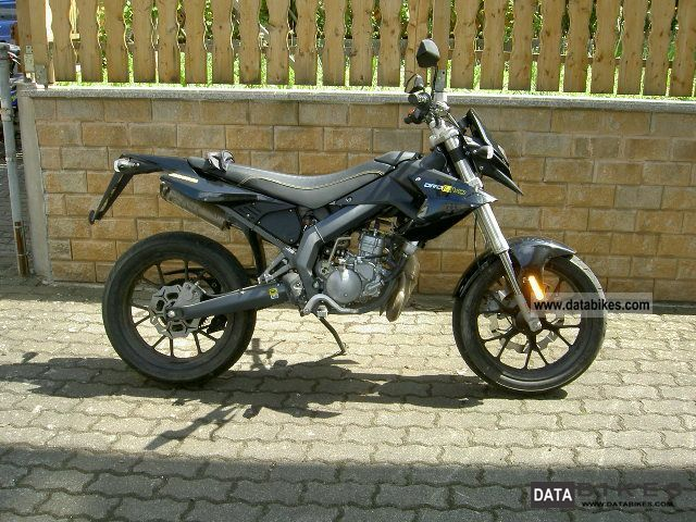2011 derbi senda drd 50 moped 25 km h