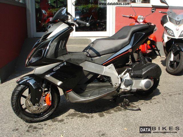 2012 Derbi  GP1 125 Motorcycle Scooter photo