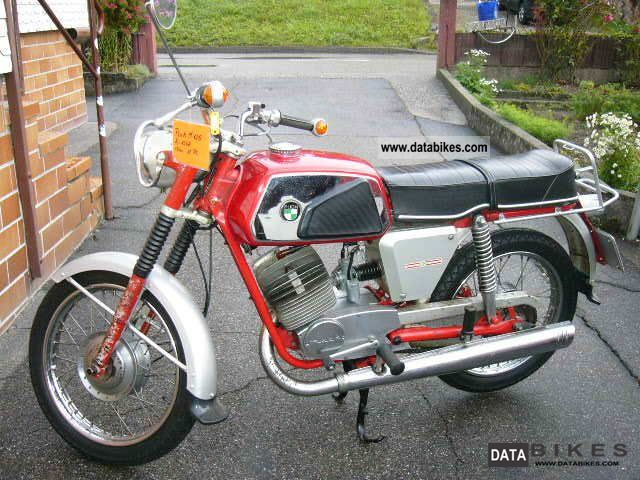 1969 Puch  M 125 Motorcycle Motorcycle photo