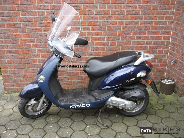 2005 Kymco  JUP 50 Motorcycle Scooter photo