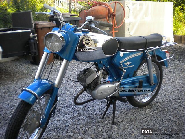 1974 Zundapp  C50-21 Sport Zundapp Typ.517 Motorcycle Motor-assisted Bicycle/Small Moped photo