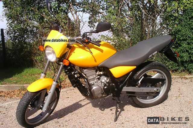 2001 Mz  125 RT Motorcycle Lightweight Motorcycle/Motorbike photo