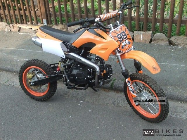 2009 Lifan  125 dirtbike Motorcycle Other photo