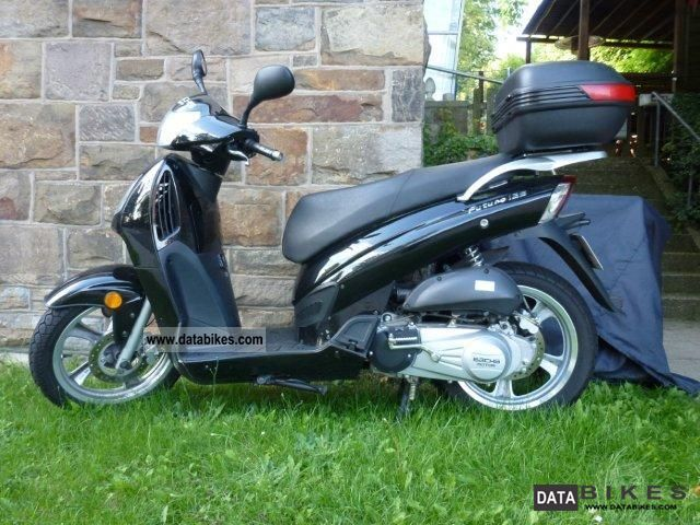 2011 Sachs  Futuro 125 cm ³ Motorcycle Scooter photo
