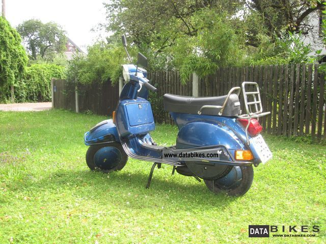 Vespa  PX 80 E Lusso 1990 Scooter photo