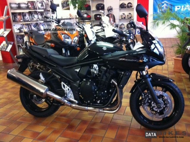 2012 Suzuki  GSF 650 Bandit S Motorcycle Sport Touring Motorcycles photo