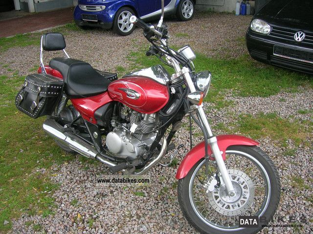 2004 Kawasaki  Eliminator \ Motorcycle Chopper/Cruiser photo