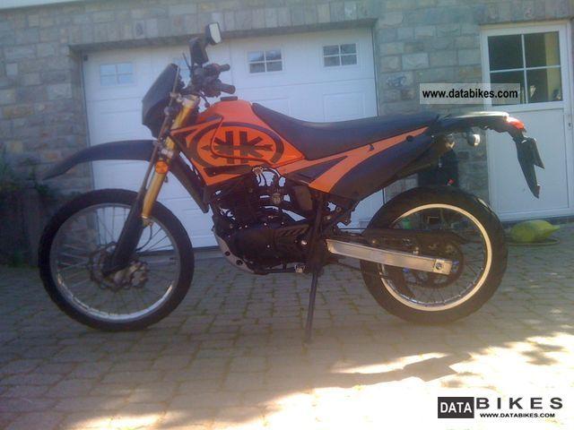 2007 Kreidler  Jinan Qingqi Motorcycle Lightweight Motorcycle/Motorbike photo