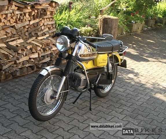 Kreidler  RS 1976 Vintage, Classic and Old Bikes photo