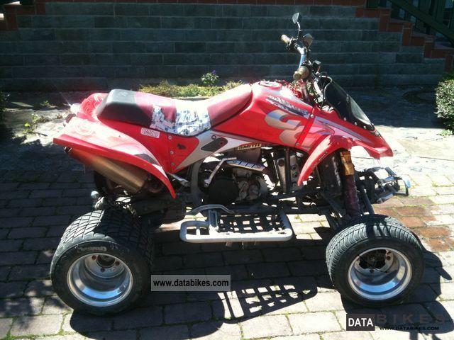 2005 Gasgas  WILD HP 450 Motorcycle Quad photo