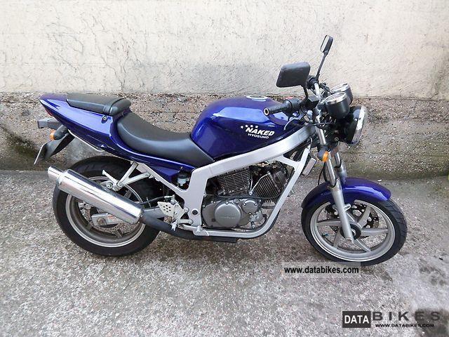 2004 Hyosung  125 GT Motorcycle Lightweight Motorcycle/Motorbike photo