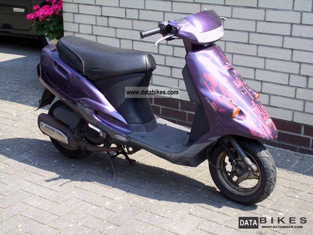 1995 TGB Ergon 50 - Technically ok!