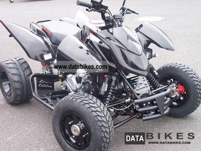 2012 Triton  450 Supermoto Motorcycle Quad photo