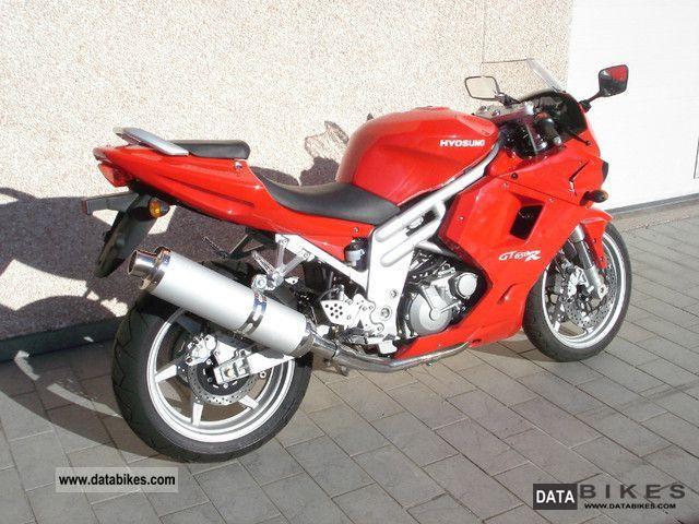 Hyosung  Comet GT650R 2012 Motorcycle photo