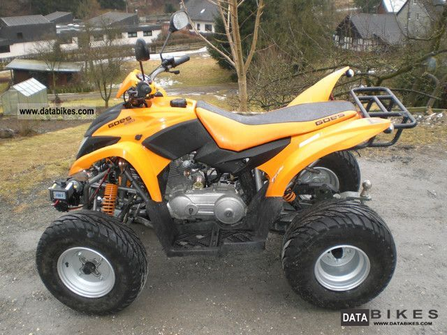 2009 Aeon  Goes220 Motorcycle Quad photo
