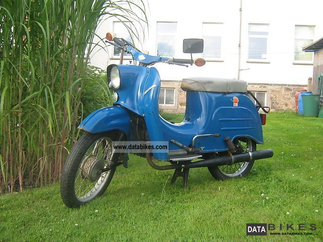 Simson  Schalbe 3Speed ​​oldtimer 1972 Vintage, Classic and Old Bikes photo