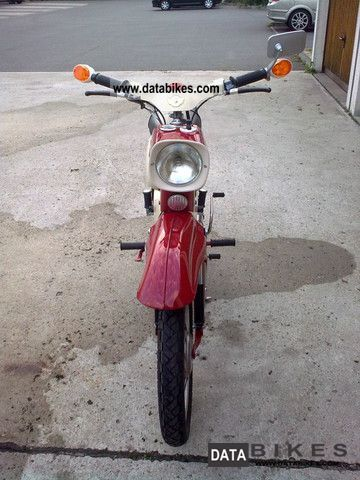 Simson  Star 1967 Vintage, Classic and Old Bikes photo