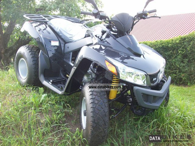 2011 SYM  Lander 300S Motorcycle Quad photo