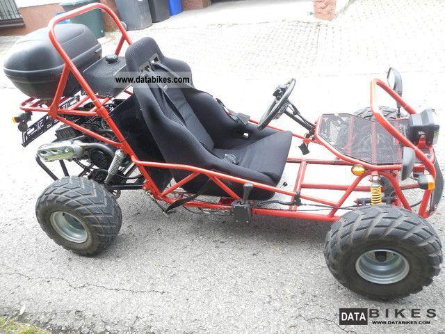 2004 adly atk 125r go kart. Black Bedroom Furniture Sets. Home Design Ideas