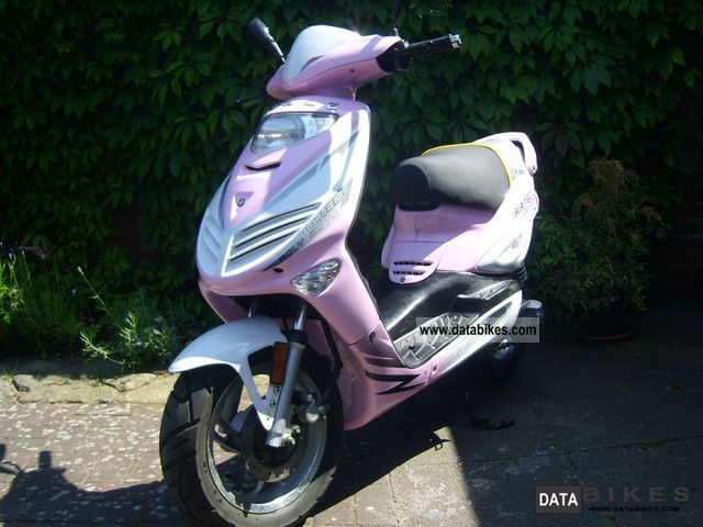 2007 Adly  air TEC1 Motorcycle Scooter photo