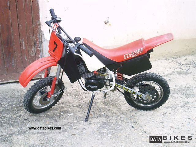1999 Malaguti  Crizzly 10 Motorcycle Pocketbike photo