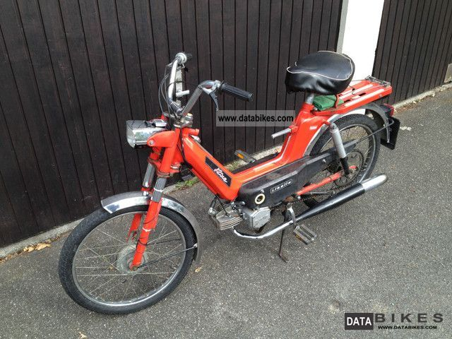 Hercules  Rixe dragonfly NEW moped tires, 40 Km / h 1978 Vintage, Classic and Old Bikes photo