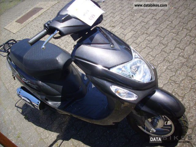 2012 Baotian  Moped Scooter NEW! Funding from 30 € Motorcycle Scooter photo