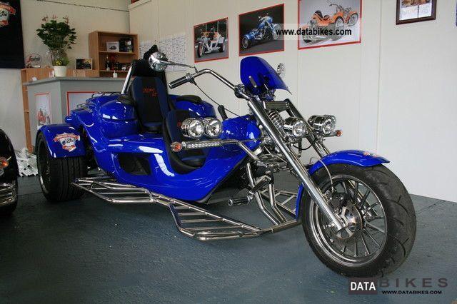 Rewaco  RF 1 LT 2 with 115 hp 2012 Trike photo