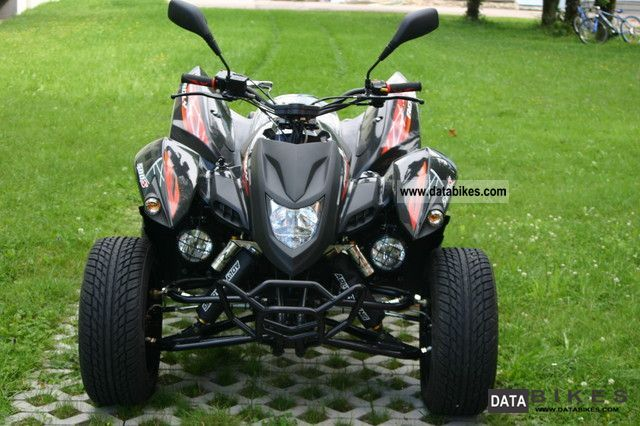 2011 Hercules  Adly Motorcycle Quad photo