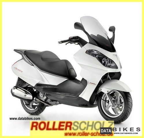 2012 Aprilia  Atlantic 125 nationwide delivery Motorcycle Scooter photo