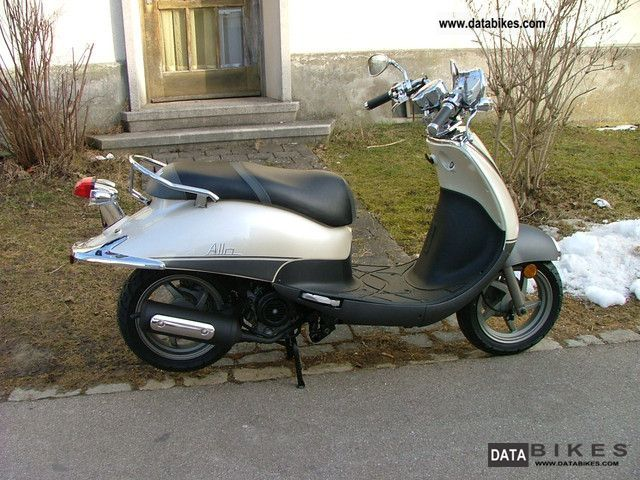 2012 SYM  50 Allo than 125 now also available Motorcycle Scooter photo