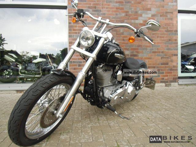 2012 Harley Davidson  Super Glide Custom 2009 Motorcycle Chopper/Cruiser photo
